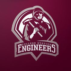 The College Station Engineers - Fraser Davidson | Sports Identity