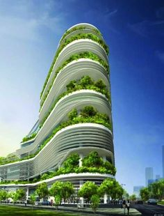 Culture for friends - KEN YEANG - FRONTRUNNER IN BIOCLIMATIC AND GREEN ARCHITECTURE