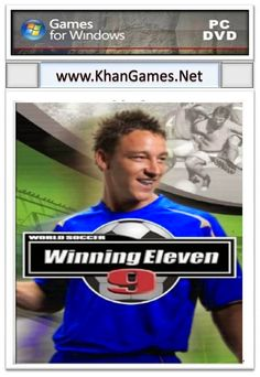 World Soccer Winning Eleven 9 Game Download File Size: 698 MB System Requirements CPU: Intel Pentium III @ 800Mhz Operating System: Windows Xp,Vista,7 ( 32Bit) Ram: 128 MB Video Memory: 32 MB DirectX: 8.1 Sound Card: Yes Hard Disk Space: 3 GB