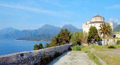 Region de Saint-Florent Nebbiu - Nebbio ---  San Fiurenzu - Saint-Florent La Citadelle
