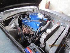 Motor retificado.