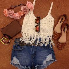 сумка, мило, мода, фестиваль, цветочный, девушка, хиппи, хипстер, инди, лук, рубашка, обувь, шорты, лето, солнцезащитные очки, майка, топ, топы, vans, белый