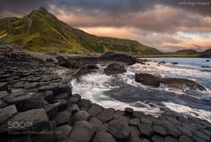 """Photograph """" CELTIC LORE """" Giants Causeway, Northern Ireland by noel casaje on 500px"""