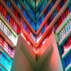 #Repost @wakefielddavid  Genesis: day one / Tag eins (2) - Eine weitere Aufnahme aus der Pfarrkirche St. Benignus in Pfäffikon ZH. - #church #kirche #christian #jesus #bibel #bible #architecture #minimalism #architecturelovers #architecturephotography #colours #bunt #colourful #fujifilm_xseries #fujixpro2 #fujifilmx_ch #fujifilm_ch #fujifeed #instakwer #zürich #zurich #visitzurich #switzerland #schweiz #igerssuisse #visitswitzerland #blickheimat #myswitzerland via Fujifilm on Instagram…