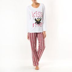 Pijama estampado  Calimero | La Redoute