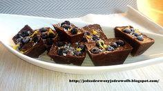 Jedz zdrowo żyj zdrowo: Domowa czekolada wysokobiałkowa