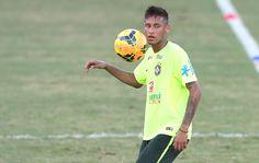 Dunga bate o martelo, e Neymar será o capitão da seleção brasileira #globoesporte