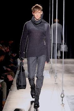 John Varvatos Collection Fall/Winter 2013 Fashion Show