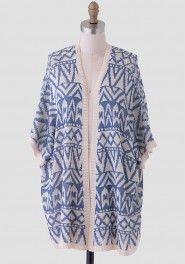 $63 - Canyonlands Knit Cardigan - small