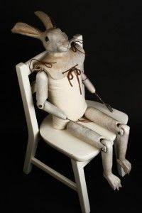 My Work in Pictures Bunny Art, Ceramic Artists, Bunny Rabbit, Hare, Parrot, Garden Sculpture, Ceramics, Dolls, Rabbits