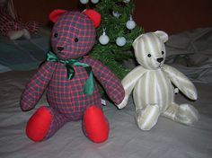Free Pattern For Easy To Sew Teddy Bear Clothes Build A