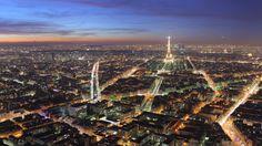 Paris At Night HD 1080p Wallpapers Download