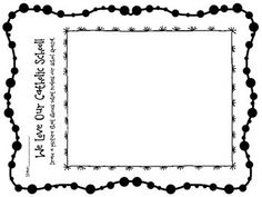 CATHOLIC SCHOOLS WEEK FREEBIE - TeachersPayTeachers.com
