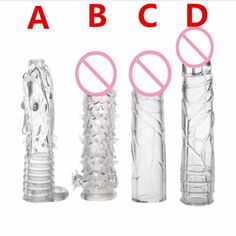Reusable Male Penis Rings Cock Dick Cage In Adult Games,Fetish Erotic Sex Products Flirting Toys For Men #Affiliate