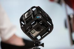 GoPro turns focus to drones, virtual reality   Adventure camera maker plans to produce quadcopter and camera capable of capturing 360-degree virtual reality content.