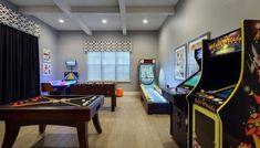 15 Best Basement Recreational Room Ideas