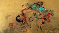 Μαρία Γιαννακάκη: Έκθεση ζωγραφικής στον Τεχνοχώρο Painting, Quotes, Art, Quotations, Painting Art, Paintings, Painted Canvas, Quote, Shut Up Quotes