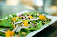 From the USANA Test Kitchen: Go Nuts 'n' Salad | What's Up, USANA?#nutrition #health #recipe