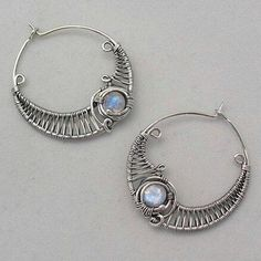 Image result for wire wrap handmade earrings