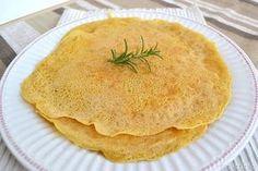 Crepe con farina di ceci, scopri la ricetta: http://www.misya.info/ricetta/crepe-con-farina-di-ceci.htm
