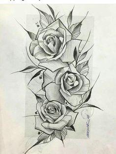 f01517102ff6753bed3343317a84363c--neotrad-tattoo-roses-drawing-tattoo.jpg (560×740)