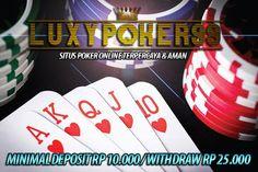 Situs Poker Online Aman dan Terpercaya semua itu harus anda yang Menentukan Agar anda dapat bermain dengan Aman di Situs Poker Online Terpercaya.