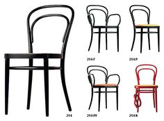Silla 214, la más vendida de todos los tiempos | Decoración 2.0