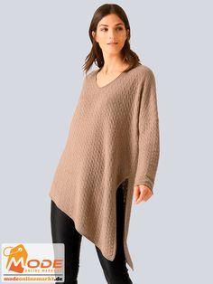 Dieser Pullover von Alba Moda ist genau das Richtige wenn Sie etwas im femininen Stil mit optisch streckendem V A... #BAUR #AlbaModa #Rabatt #25 #Marke #Alba #Moda #Farbe #braun #cognac #schwarz #weiß #Onlineshop #BAUR #Damen #Bekleidung #Damenmode #Pullover #Sale #VPullover | sportliche Outfits, Sport Outfit | #mode #modeonlinemarkt #mode_online #girlsfashion #womensfashion Alba Moda, Sport Outfit, Mode Online, Tunic Tops, Sweaters, Women, Fashion, Athletic Outfits, Feminine Style
