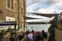Town of Ramsgate pub, Wapping, London, UK