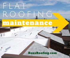 Review these steps in our latest blog post to ensure your flat roof is properly maintained this fall.