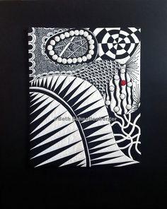 """Zen, 2012 (24"""" X 30"""") by Beth Schnellenberger. Quilter Beth's Blog: Gallery"""