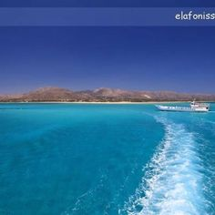 Elafonisos Santorini, Crete, My Dream, Places To Travel, Travelling, Blood, Destinations, To Go, Dreams