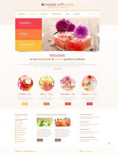 'Made With' #webdesign for WordPress 3.x Template 45217 http://www.zign.nl/45217