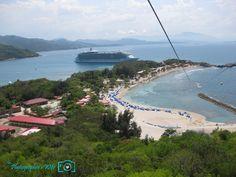 Royal Caribbean Cruise Freedom of the Seas - Labadee, Haiti