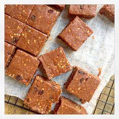 Chocolate Crunchy Squares