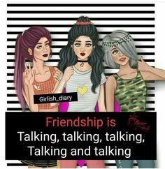 Yup my dufffer😘 Best Friend Thoughts, Love U Friend, Best Friend Quotes For Guys, Good Friends Are Hard To Find, Dear Best Friend, Besties Quotes, We Are Best Friends, Funny Girl Quotes, Girly Quotes