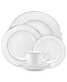 Lenox Dinnerware, Artemis 5 Piece Place Setting - Fine China - Dining & Entertaining - Macys