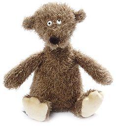 sigikid Beasts Kuscheltier für Erwachsene und Kinder, Bär…