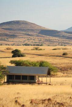 Desert Rhino Camp - Damaraland, Namibia