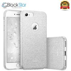 iPhone 7 Case, ESR Luxury Bling Bling Glitter Sparkle Designer Case Slim Fit  #ESR Bling, Iphone 7 Cases, Slim Fit, Designer, Jewel