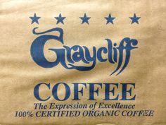 Graycliff Coffee, Case Cuban Coffee, Company Logo