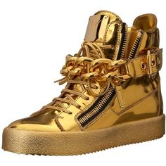 wholesale dealer 0be8e 0e832 Giuseppe Zanotti Womens Rs5076 Fashion Sneaker (345) ❤ liked on Polyvore  featuring shoes,