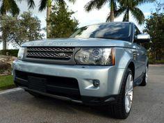 2011 Land Rover Range Rover Sport #landroverpalmbeach #landrover http://www.landroverpalmbeach.com/
