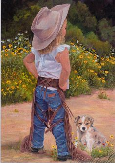 Leanin Tree Cowgirl Boss Lady Missing You Greeting Card MYT59147 | Buffalo Trader Online