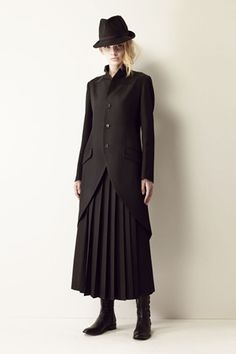 Yohji Yamamoto +Noir – Womens AW2011 | Import Workwear