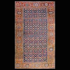 #Antique #Rugs #PersianFormal  Stock Id: #4085 General Rug Type:      Persian Formal Specific Rug Type:      Bijar Circa: 1910 Color: Blue Origin: Persia Width: 11' 4'' ( 345.4 cm ) Length: 19' 0'' ( 579.1 cm )