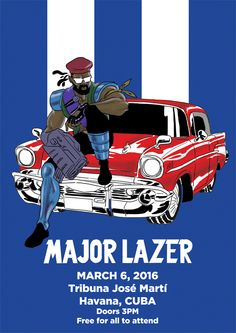 Major Lazer Art
