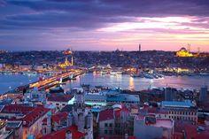Κωνσταντινούπολη η μοναδική μητρόπολη που μοιράζεται ανάμεσα σε Δύση και Ανατολή! Hair Transplant Cost, Hair Transplant Surgery, Turkey Tourism, Istanbul, New York Skyline, Coastal, Medical, Europe, Places