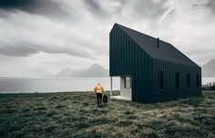   ARCHITECTURE   Residential — #LECKIESTUDIO - when we build architecture for the people, we can begin to address outside of recreational housing - build communities that can address our basic shelter for those who are homeless. #backcountryhuts