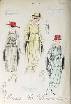 Downton Abbey Titanic Fashion June 1918 by StoriesDivinations